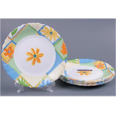 Набор тарелок из 6  шт.«Валенсия»
