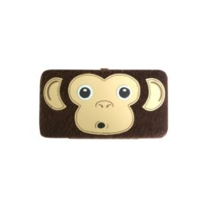 Кошелек Freak And Friends Furry Monkey Face Hinge Wallet