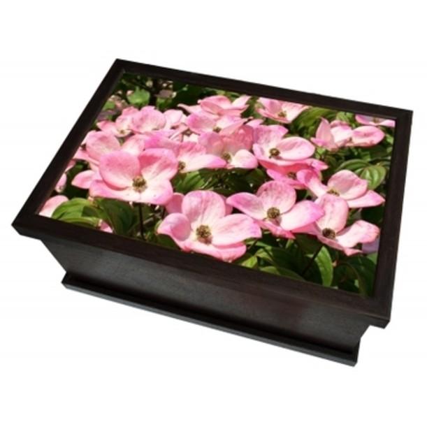 Ларец-шкатулка Розовый Цвет