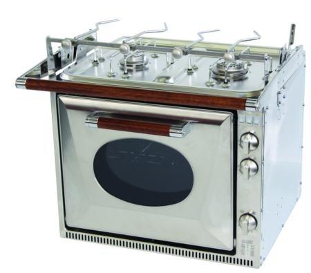 Плита газовая с грилем DOMETIC SMEV CU333GTWM