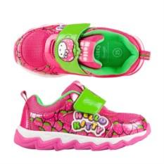 Розовые кроссовки Hello Kitty