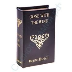 Книга сейф с ключом Унесенные ветром