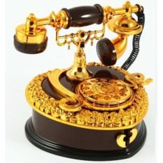 Музыкальная шкатулка Ретро телефон