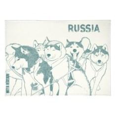 Обложка для паспорта Сибирские хаски