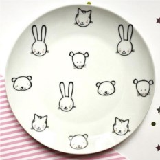 Фарфоровая тарелка Ферма Sans Brides