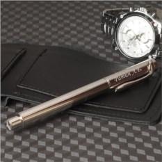 Ручка из серебра 925 пробы с гравировкой Батлер