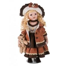 Светловолосая фарфоровая кукла Reinart Faelens