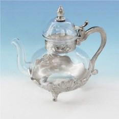 Чайник из стекла, 1300 мл