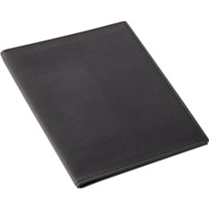 Чёрная обложка для паспорта Twill