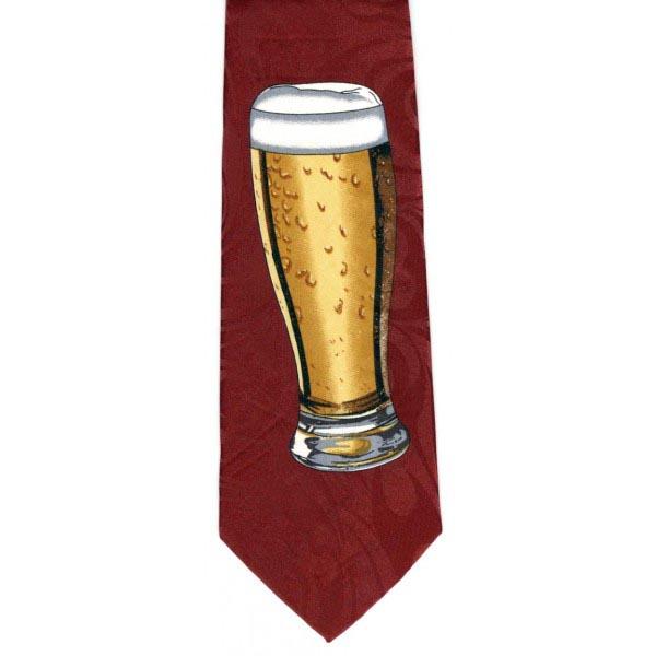 Галстук Beer № 1