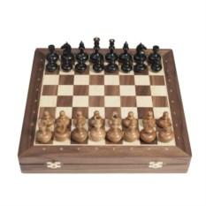 Подарочные шахматы Ларец