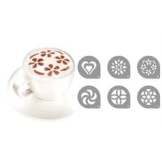 Трафареты для кофе капучино Tescoma myDRINK