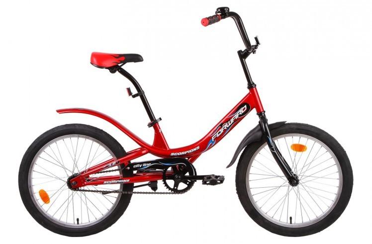 Детский велосипед Forward Scorpions 1.0