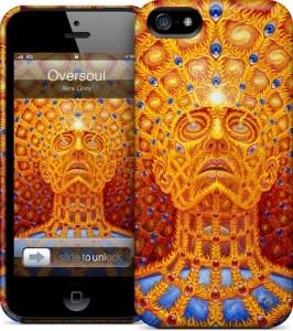 Чехол для iPhone 5 Gelaskins Oversoul