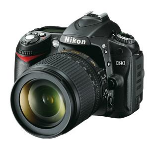 Фотоаппарат Nikon D90 Kit 18-200 VR