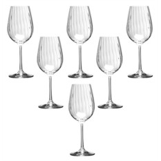 Набор бокалов для вина Каскад