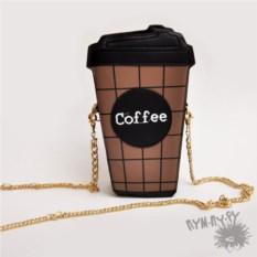 Сумочка Стаканчик Кофе