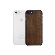 Набор чехлов для iPhone 7 Ozaki O!coat Jelly+Wood