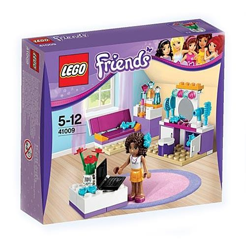 Конструктор LEGO Friends Спальня Андреа
