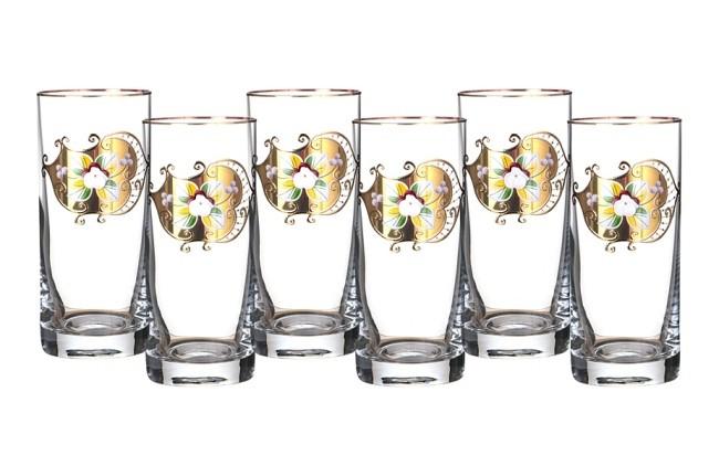 Набор 6 стаканов 280 мл Nb art