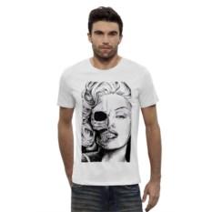 Мужская футболка Красотка мерилин