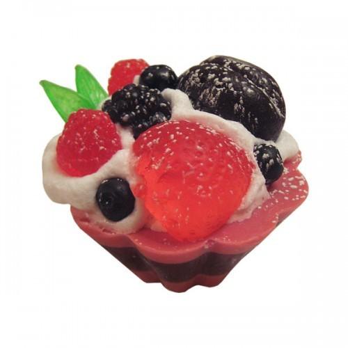 Мыло-пирожноеЯгодный десерт