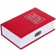 Книга-сейф с кодовым замком «Английский словарь»