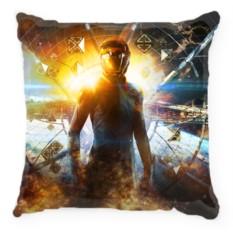 Подушка Пришелец в космосе