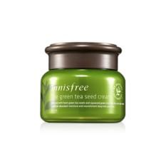 Крем для лица с зеленым чаем The green tea seed cream
