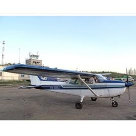 Полет на самолете Cessna 172 (20 минут)