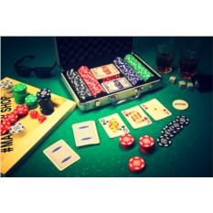 Набор для мужчин Покер Box