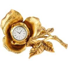 Настольные часы Роза
