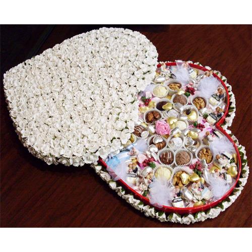 Свадебный подарочный набор «Вечная весна»