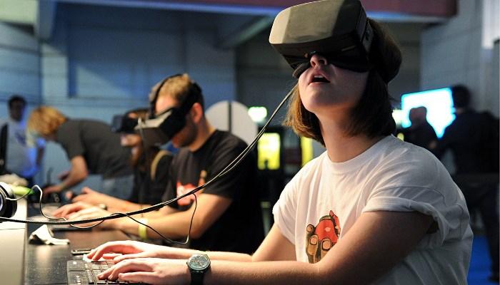 Игры в очках Oculus Rift – 2