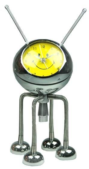 Часы Робот с функцией будильника