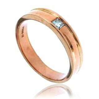 Мужское кольцо с бриллиантами TTF-Luxury
