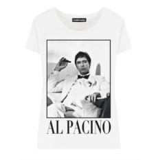 Женская футболка Al Pacino