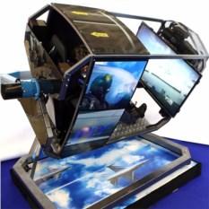 Виртуальное пилотирование Fly Motion (24 минуты)