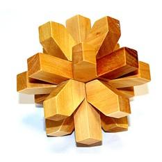 Головоломка деревянная К41