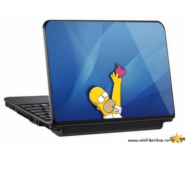 Наклейка на ноутбук (Notebooks 15 (341x243mm))
