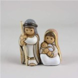 Керамическая статуэтка Иосиф и дева Мария