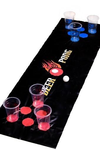 Игра настольная развлек. Пивной пинг-понг