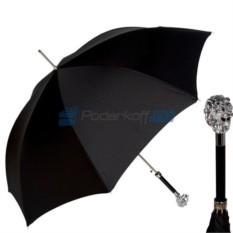 Зонт трость Pasotti Leone Silver  Premium