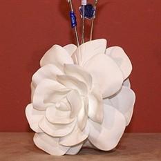 Фарфоровая ваза в виде розы Совершенство