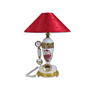 Декоративный ретротелефон. Лампа.