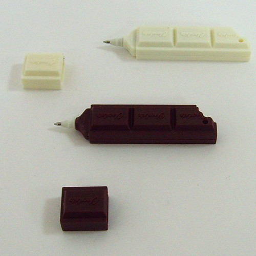 Шариковая ручка  Шоколад