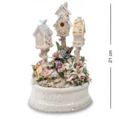 Музыкальная статуэтка Птичкин дом (Pavone)