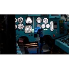Подарочный сертификат Пилотирование истребителя Су-27