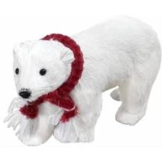Декоративное новогоднее украшение Медведь