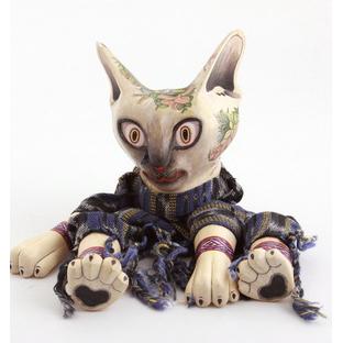 Фигурка «Кошка коллекционная»